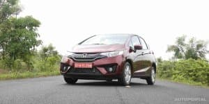 All-New Honda Jazz Launched at Rs. 5.31 Lakhs