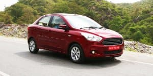 Image Gallery - Ford Figo Aspire compact sedan