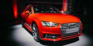 All-new Audi A4 Avant: first live shots