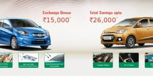 Car Offers & Discounts in July 2015 – Honda & Hyundai cars