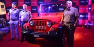 2015 Mahindra Thar Facelift Launched at Rs. 8.03 Lakhs