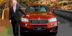 All-New BMW X6 Launched at Rs. 1.15 Crore
