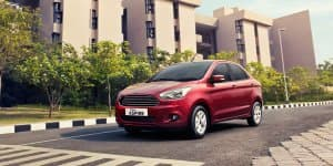 Ford Figo Aspire Launching on August 12, 2015