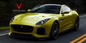 Will the Jaguar F-Type SVR look like this?