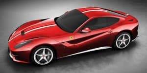 Ferrari unveils unique F12 Berlinetta