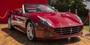 Ferrari unveils Tailor Made California T