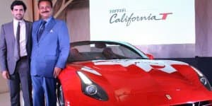 Ferrari California T Launched at Rs. 3.45 Crores