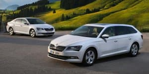 2016 Skoda Superb GreenLine Revealed