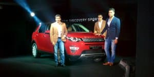 Land Rover Discovery Sport Launched at Rs. 46.10 Lakhs