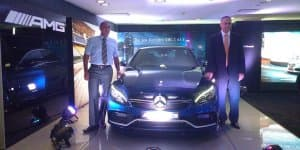 Mercedes-AMG C63 S Launched at Rs. 1.30 Crore