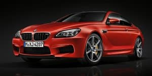 BMW M6 Competition Edition previewed