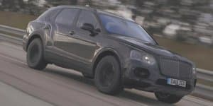 Video - Bentley Bentayga does 301 kmph in new teaser