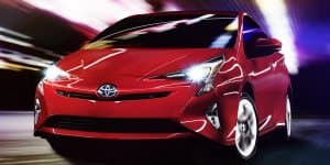 Fourth generation Toyota Prius goes official with bold design