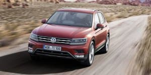 All-new 2017 Volkswagen Tiguan officially revealed