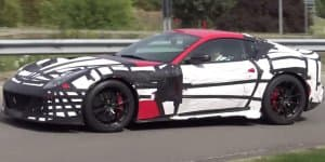 Video - Hardcore Ferrari F12 spied at home in Maranello