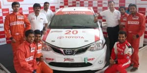 Toyota Etios Motor Racing Cup Schedule Announced