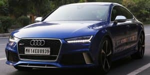 Image Gallery - Audi RS7