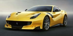 Ferrari introduces F12tdf limited edition