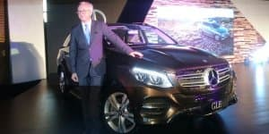 Mercedes-Benz GLE officially launched in India with two versions