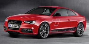 Audi launching A5 DTM selection limited edition