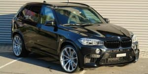 BMW X5 M and X6 M powered up by Dahler