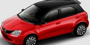 Toyota Etios Liva Limited Edition Launched at Rs. 5.76 Lakhs