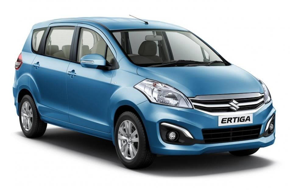 Maruti Suzuki Ertiga Overview - Photo
