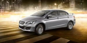 Maruti Ciaz RS Launched at Rs. 9.20 Lakhs