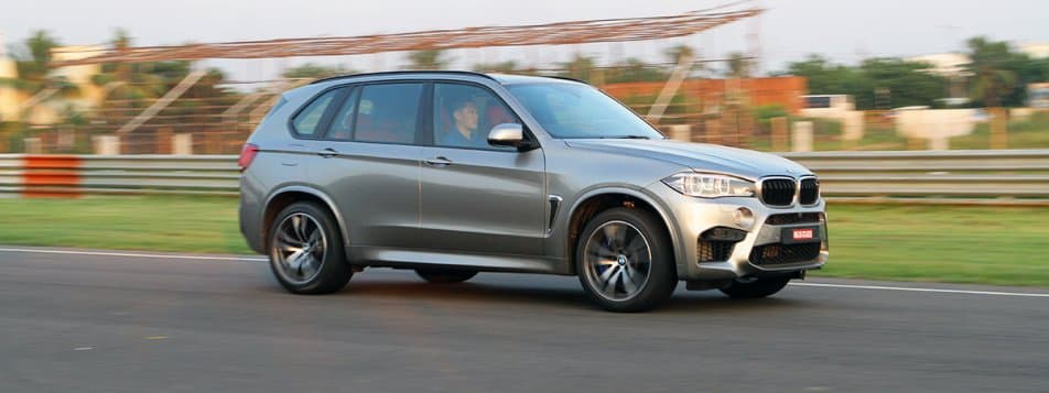 BMW X5M First Drive Review - Flying 'M'-onster - AutoPortal