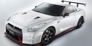 Nissan unleashes 2016 GT-R NISMO N-Attack Package