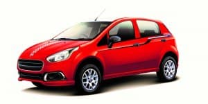 Fiat Punto Sportivo Launched at Rs. 7.10 Lakhs