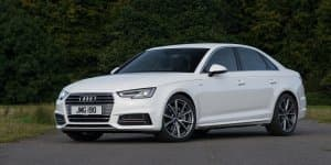 India-bound 2016 Audi A4 Gets 5 Star Safety Rating
