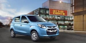 Alto 800 surpasses the Legendary 800 to become best Selling Maruti!