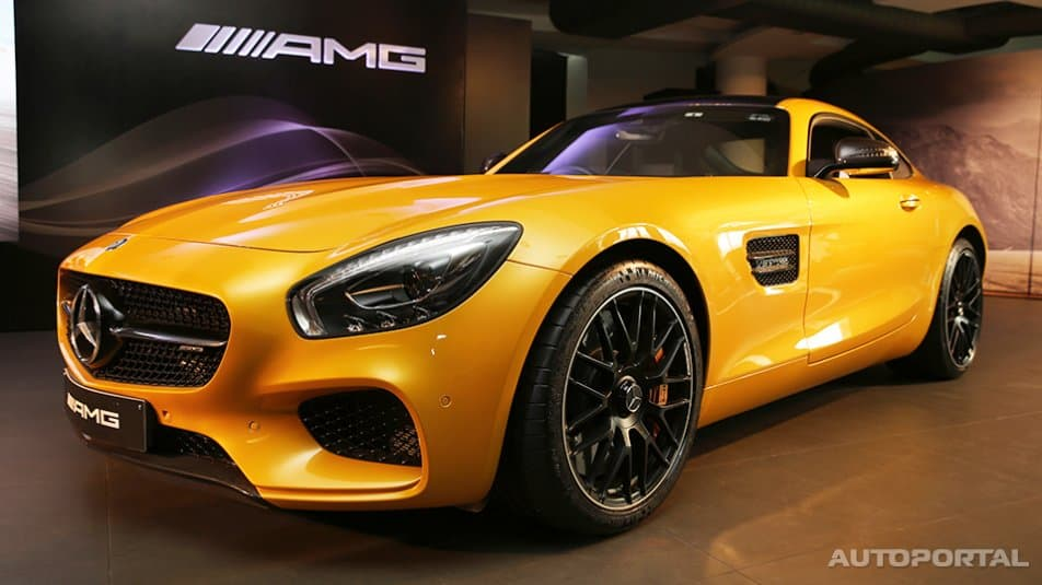 Mercedez-Benz AMG-GT What do we think about