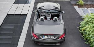 Mercedes-Benz SLC Unleashed