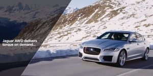 Video – The All-New Jaguar XF AWD