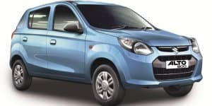 Maruti Alto 800 & K10 now gets optional airbags