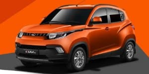 Mahindra KUV100 launched at Rs 4.42 Lakh