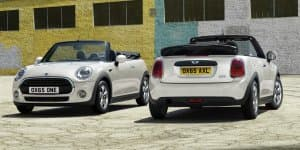 2016 MINI Convertible can give more driving fun