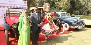 Sixth Vintage Car Rally & Concours show on 6th Feb, 2016
