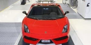 Last Lamborghini Gallardo made