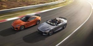 Video - Jaguar F-Type SVR Unveiled