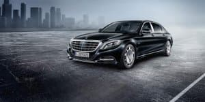 New Mercedes-Maybach S600 Guard Revealed