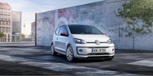 2016 Volkswagen up! revealed ahead of Geneva Motor Show
