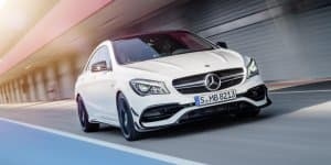 Mercedes unveils CLA & CLA Shooting Brake facelift