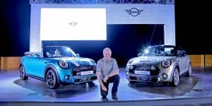 BMW launches all-new MINI Convertible at Rs 34.9 lakh in India