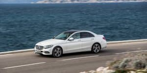 Mercedes Benz C Class 250 d Launched at Rs. 44.36 Lakhs