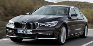 "BMW 7-Series bags ""2016 World Luxury Car"" Award"