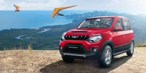 Official: Mahindra confirms NuvoSport Launch on April 4