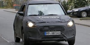 2017 Maruti Suzuki Swift spied testing for the First Time